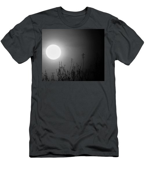 The Moon And The Stars Men's T-Shirt (Slim Fit) by John Glass