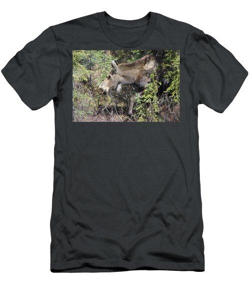 The Moose Men's T-Shirt (Athletic Fit)