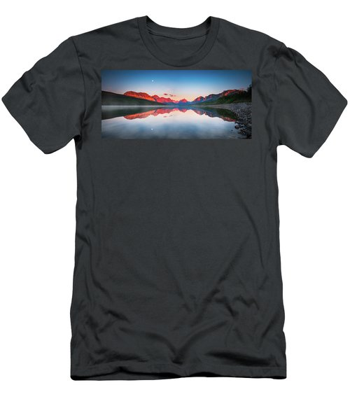 The Morning Tranquility Men's T-Shirt (Athletic Fit)