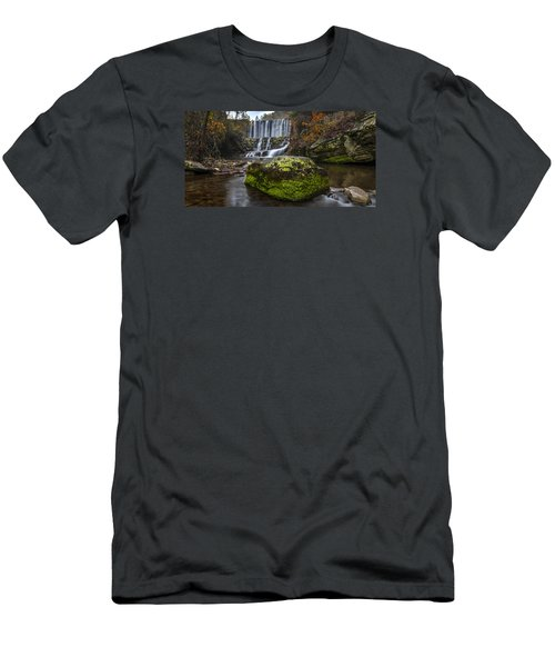 The Mossy Rock Men's T-Shirt (Athletic Fit)