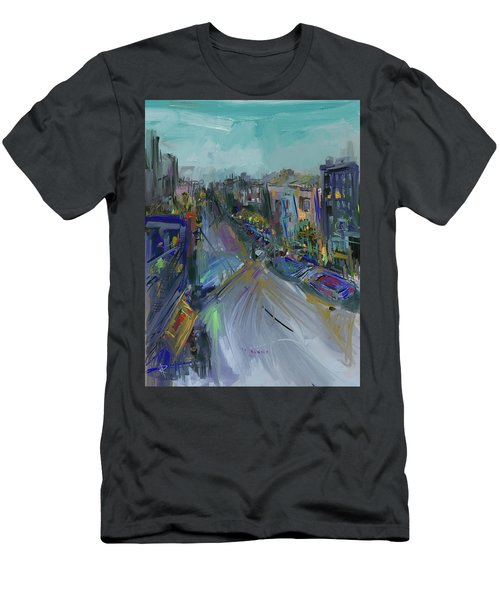 The Neighborhood Men's T-Shirt (Athletic Fit)