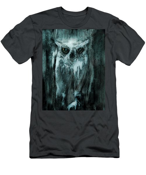 The Night Watchman Men's T-Shirt (Athletic Fit)
