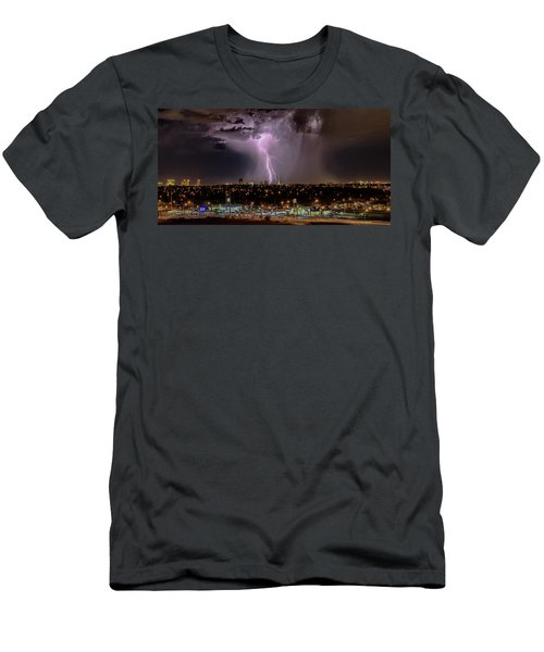 The North American Monsoon Men's T-Shirt (Athletic Fit)