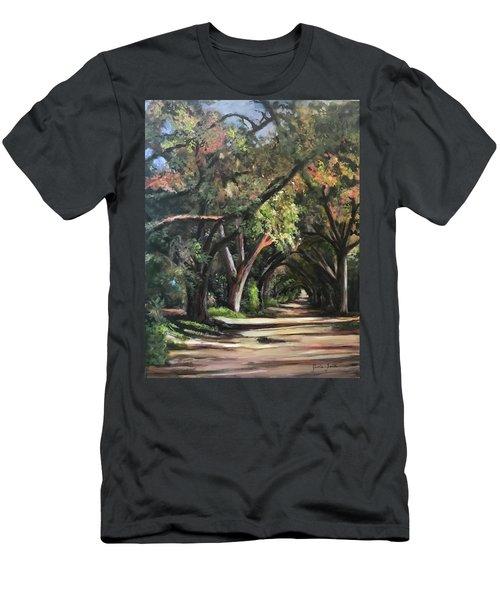 The Oaks Men's T-Shirt (Athletic Fit)