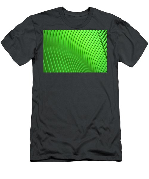 The Oculus Is Alive Men's T-Shirt (Athletic Fit)