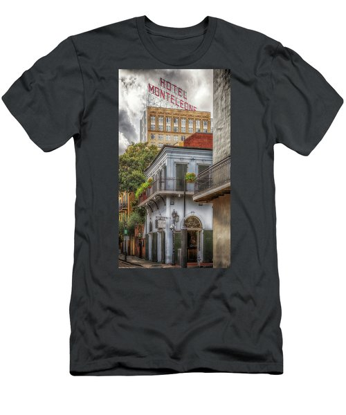 The Old Absinthe House Men's T-Shirt (Athletic Fit)