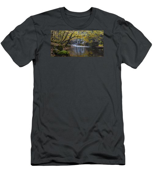 The Old Blanchard Mill Men's T-Shirt (Athletic Fit)