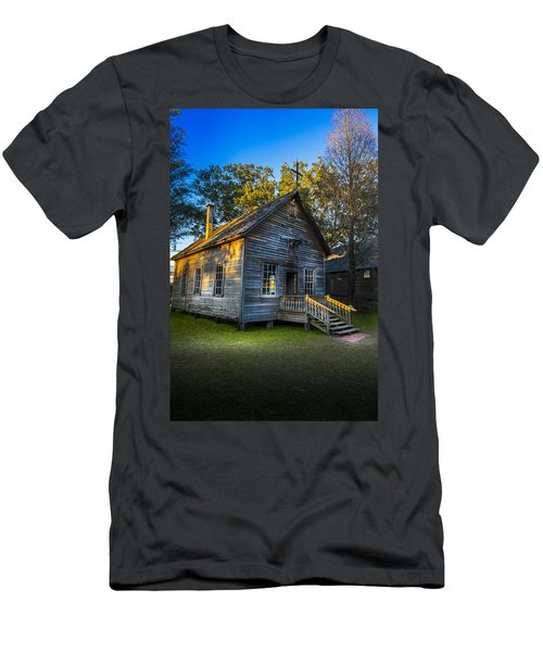 The Old Church Men's T-Shirt (Athletic Fit)