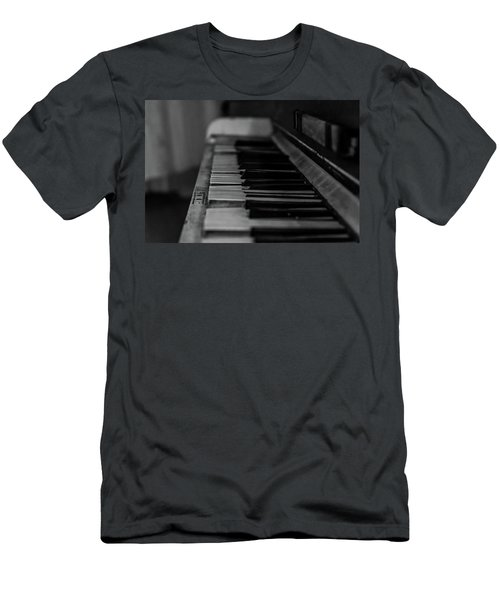 The Old Piano Men's T-Shirt (Athletic Fit)