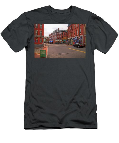 The Old Port 14477 Men's T-Shirt (Athletic Fit)