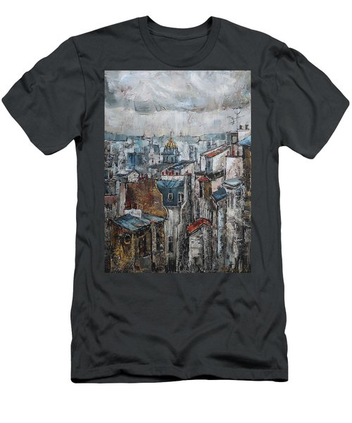 The Old Quarter II Men's T-Shirt (Athletic Fit)