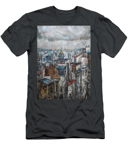 The Old Quarter II Men's T-Shirt (Athletic Fit)