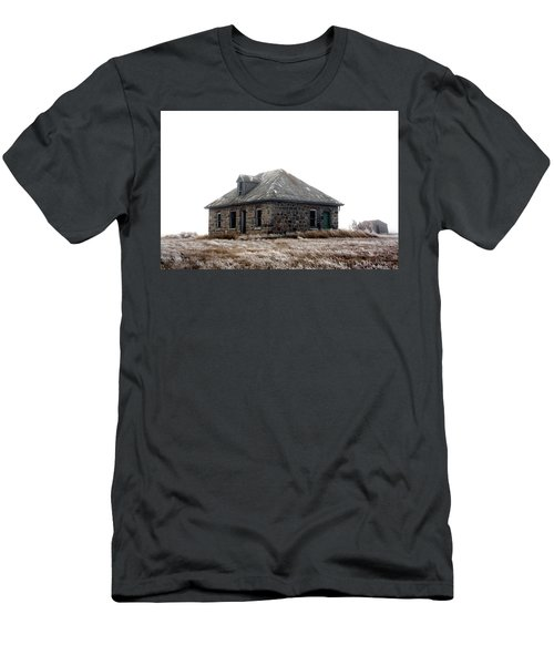 The Old Stone House Men's T-Shirt (Athletic Fit)