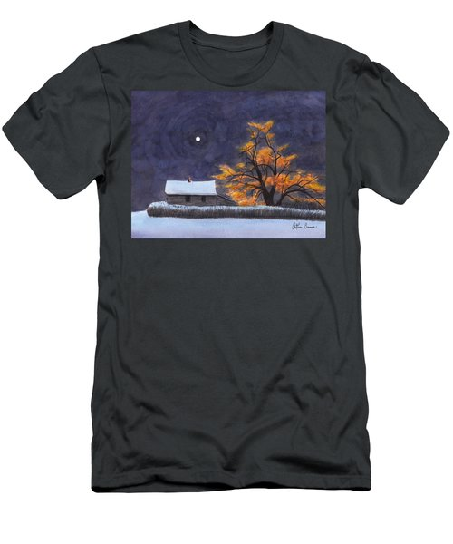 The Old Willow Men's T-Shirt (Athletic Fit)
