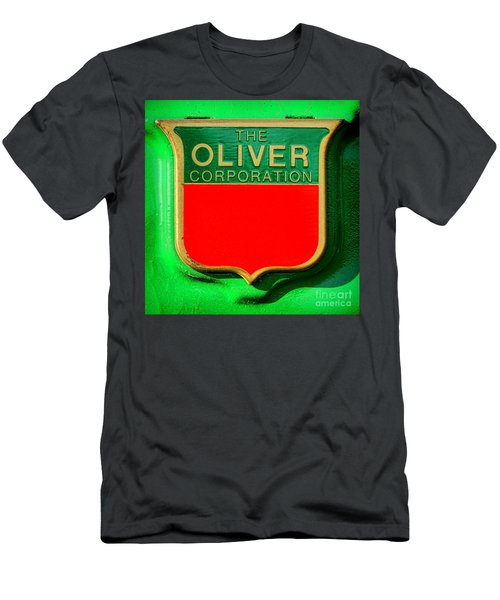 The Oliver Corporation Men's T-Shirt (Athletic Fit)