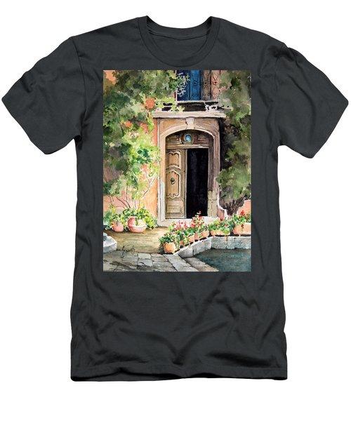 The Open Door Men's T-Shirt (Athletic Fit)