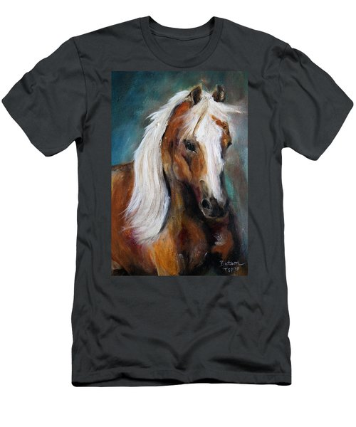 The Palomino I Men's T-Shirt (Athletic Fit)