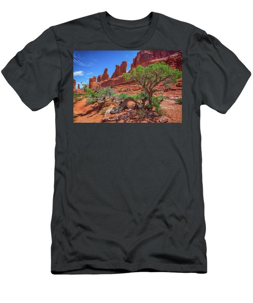 The Park Avenue Trail Men's T-Shirt (Athletic Fit)