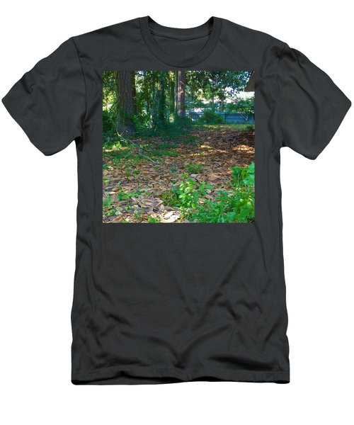 The Path Less Travelled Men's T-Shirt (Athletic Fit)