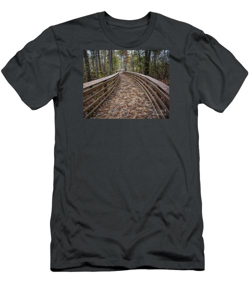 The Path That Leads Men's T-Shirt (Athletic Fit)