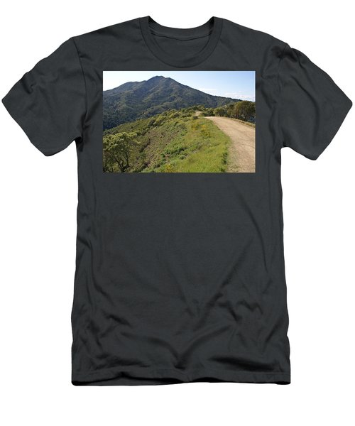 The Path To Tamalpais Men's T-Shirt (Athletic Fit)