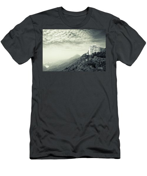 The Peak Men's T-Shirt (Slim Fit) by Joseph Westrupp