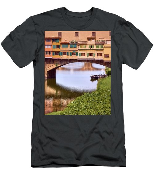 The Perfect Place To Park Your Boat Men's T-Shirt (Athletic Fit)