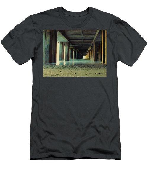 The Pier Men's T-Shirt (Athletic Fit)