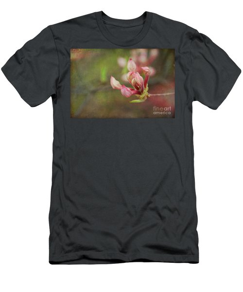 The Pink Claw, Textured - Georgia Men's T-Shirt (Athletic Fit)