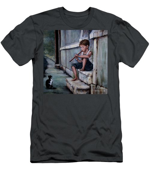 The Piper Men's T-Shirt (Athletic Fit)