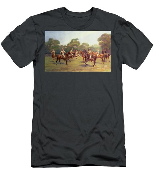 The Polo Match Men's T-Shirt (Athletic Fit)
