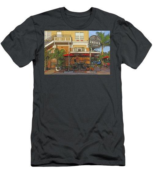 The Ponce De Leon Hotel Men's T-Shirt (Athletic Fit)