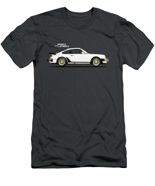 The Porsche 911 Turbo Men's T-Shirt (Athletic Fit)
