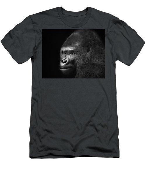 The Pose Men's T-Shirt (Athletic Fit)