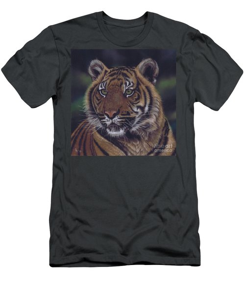 The Prince Of The Jungle Men's T-Shirt (Athletic Fit)