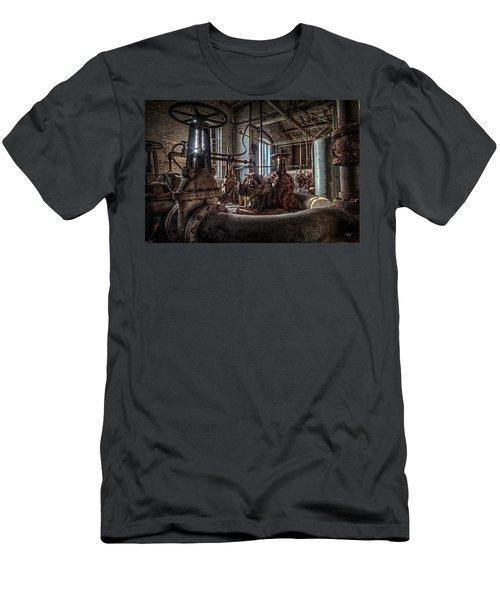 The Pumphouse Men's T-Shirt (Athletic Fit)