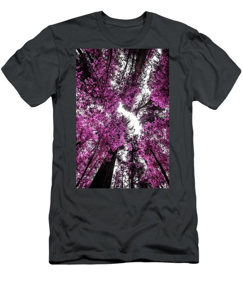 The Purple Forest Men's T-Shirt (Athletic Fit)