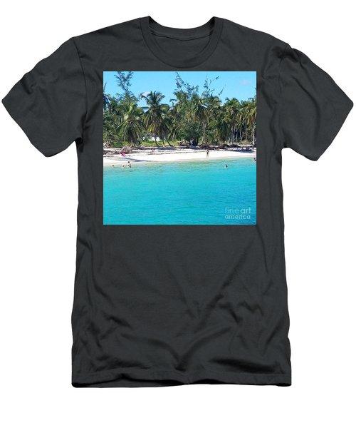 The Quiet Zone Men's T-Shirt (Athletic Fit)
