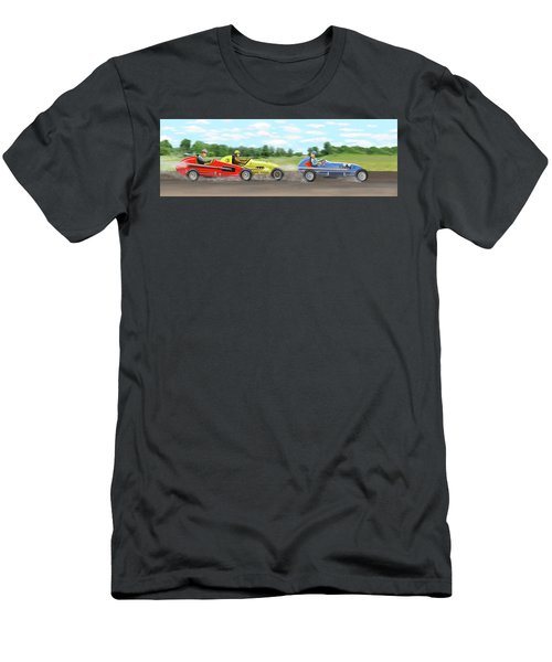 The Racers Men's T-Shirt (Athletic Fit)