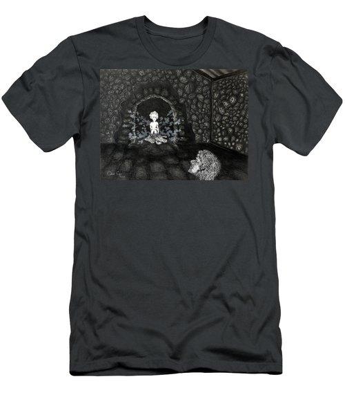 The Radiant Boy Men's T-Shirt (Athletic Fit)