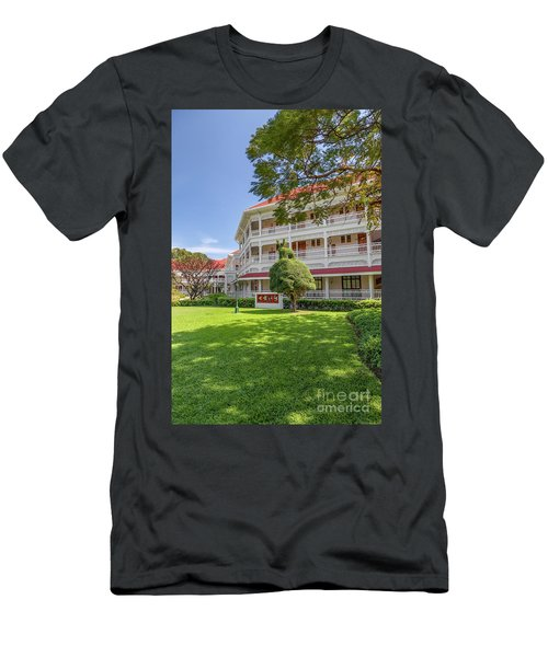 The Railway Hotel Men's T-Shirt (Athletic Fit)