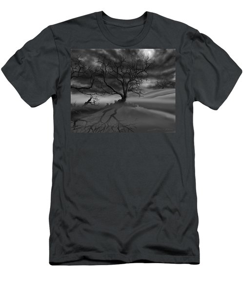 The Raven's Night Men's T-Shirt (Athletic Fit)