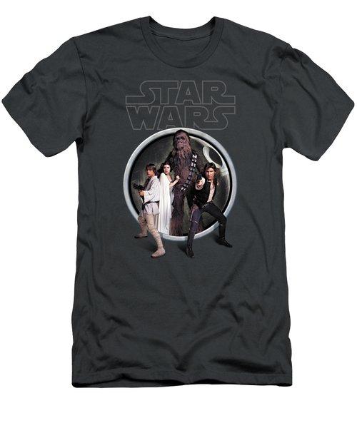 The Rebels Men's T-Shirt (Athletic Fit)