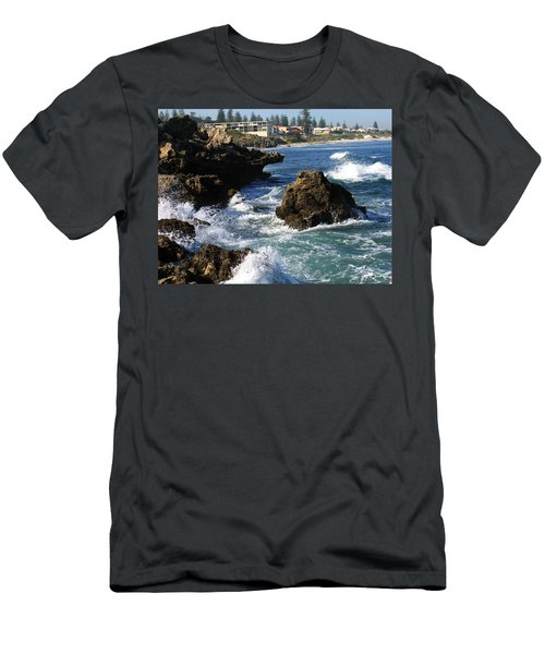 The Restless Sea Men's T-Shirt (Athletic Fit)