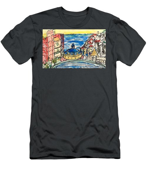 The Ridge View Cabo Men's T-Shirt (Athletic Fit)