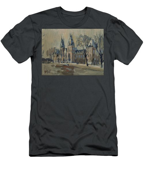 The Rijksmuseum After The Rain Men's T-Shirt (Athletic Fit)