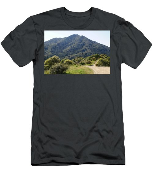 The Road To Tamalpais Men's T-Shirt (Athletic Fit)