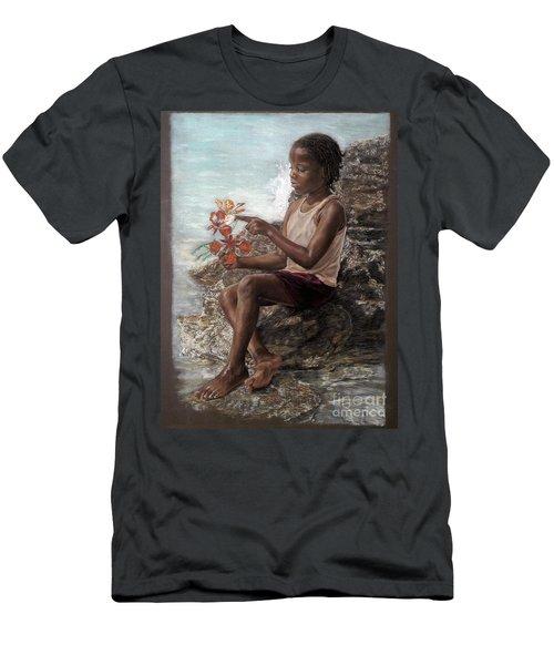 The Rock Garden Men's T-Shirt (Athletic Fit)