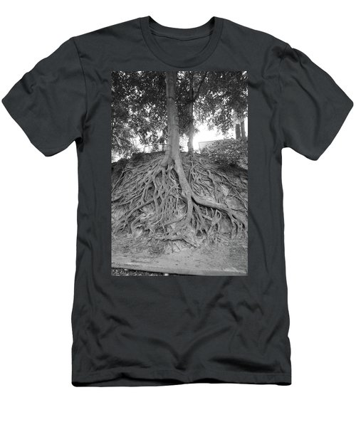 The Root Of It All Men's T-Shirt (Athletic Fit)