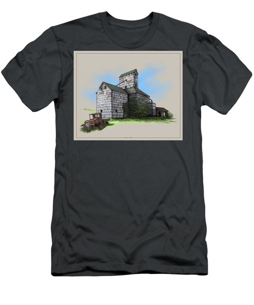 The Ross Elevator Version 5 Men's T-Shirt (Athletic Fit)